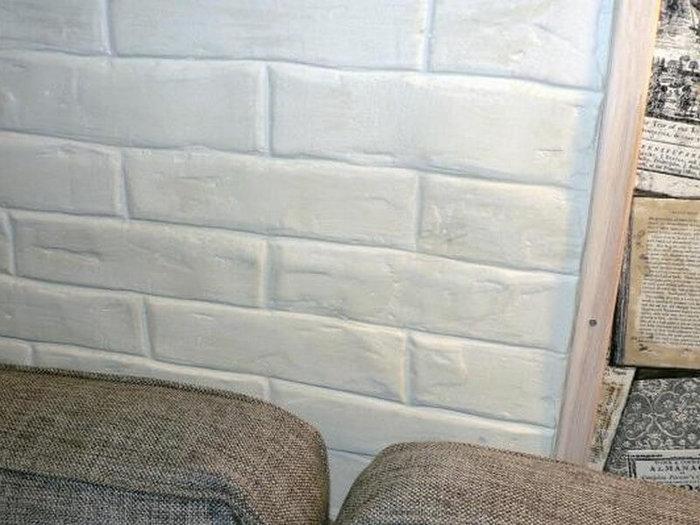 Отделка стен под кирпич своими руками - Mosstroyservice