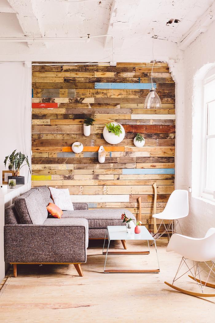 100 лучших идей оформления стен в
