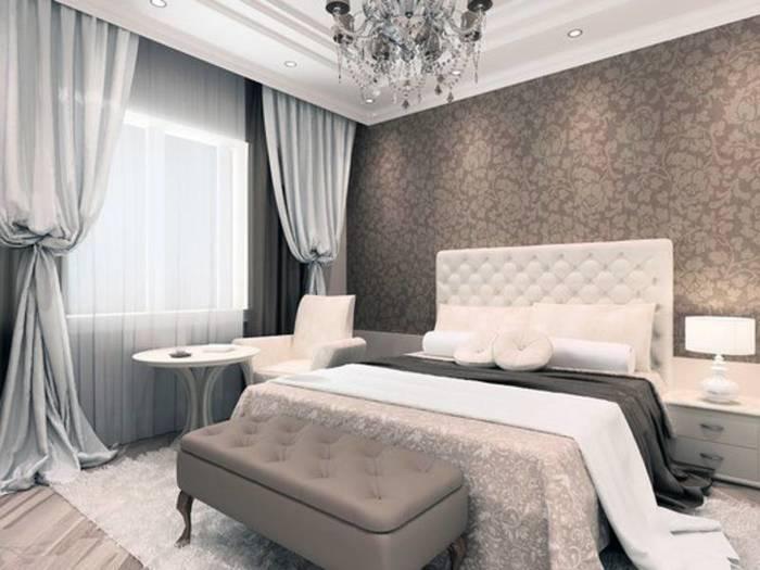 Цвета для спальни какие