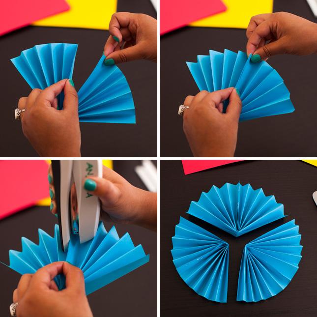 Как сделать фант из бумаги своими