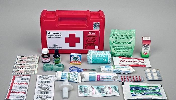 Как сделать аптечку своими руками