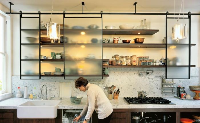 Полка кухню своими руками фото