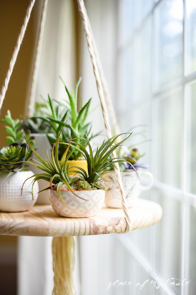 Стильные кашпо для цветов — делаем сами!