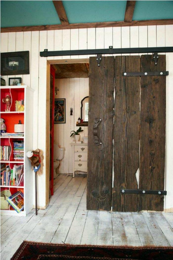 Сдвижные двери своими руками на даче