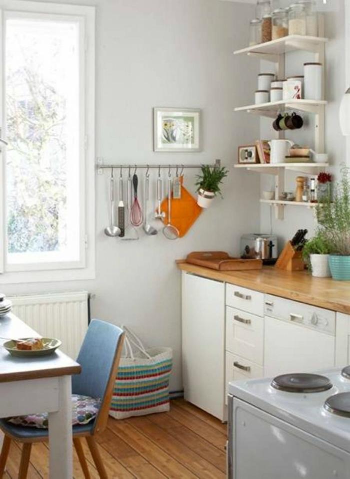 15 - Small kitchen storage ideas on a budget ...