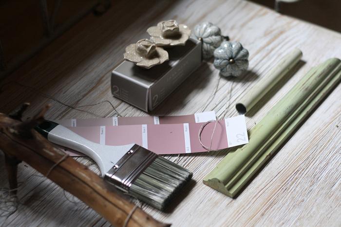 DIY: кантри-тумбочка из комода ИКЕА – DIY и мастер-классы Раскраска Тумбочка