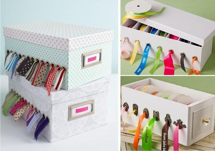 Хранение швейных принадлежностей