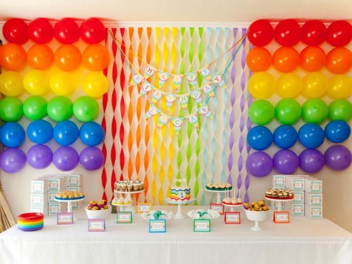 Декор для дня рождения ребенка своими руками