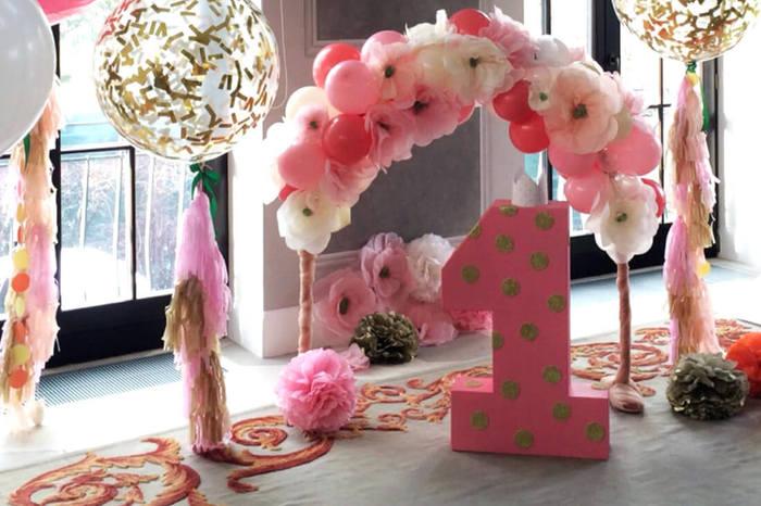 60 идей декора на день рождения ребенка своими руками 36