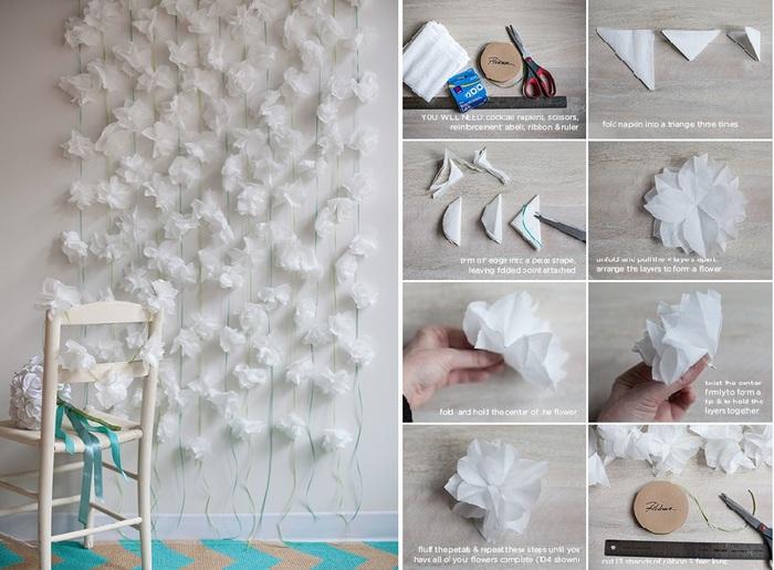Декор своими руками из бумаги фото 57
