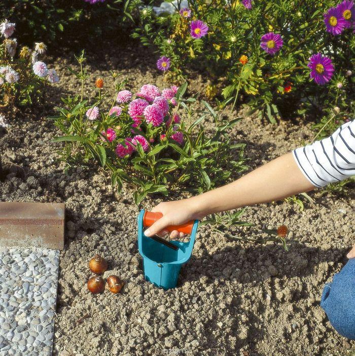 Садовый конус для посадки