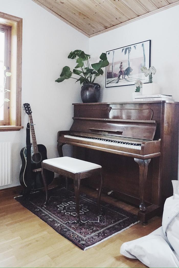 рояль в доме картинки неаполитанского мастифа