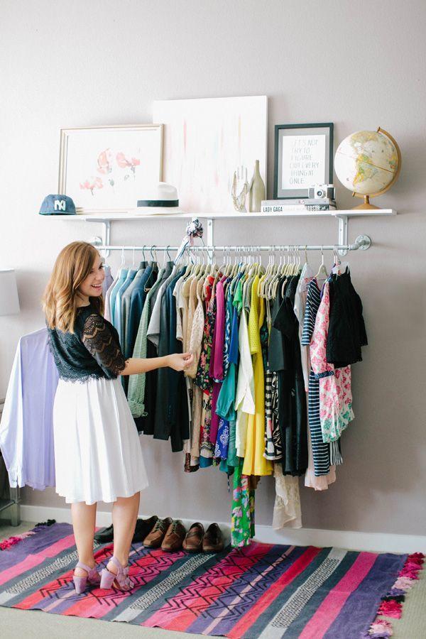 Модный шкаф своими руками 72