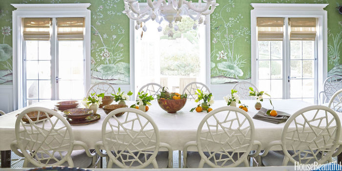 Dining room decorating photos