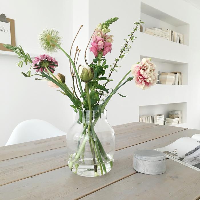 17 причин украсить свой дом живыми цветами