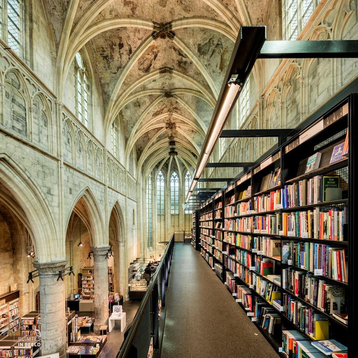 43f1507c1a33 10 самых удивительных книжных магазинов мира – Вдохновение