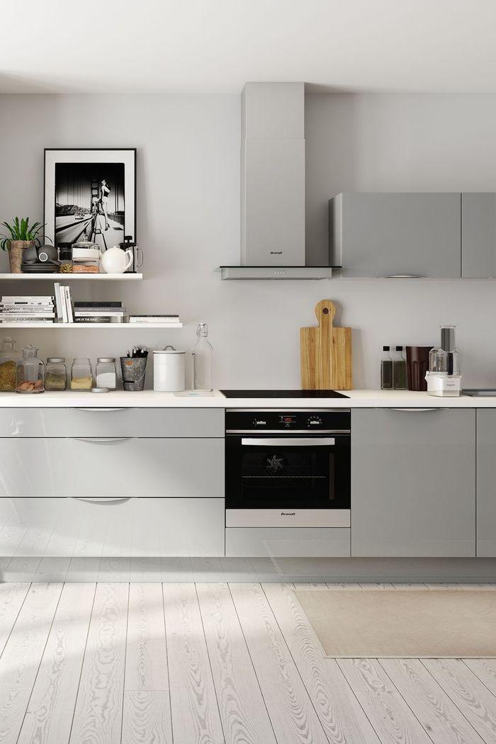 Что такое современная кухня?