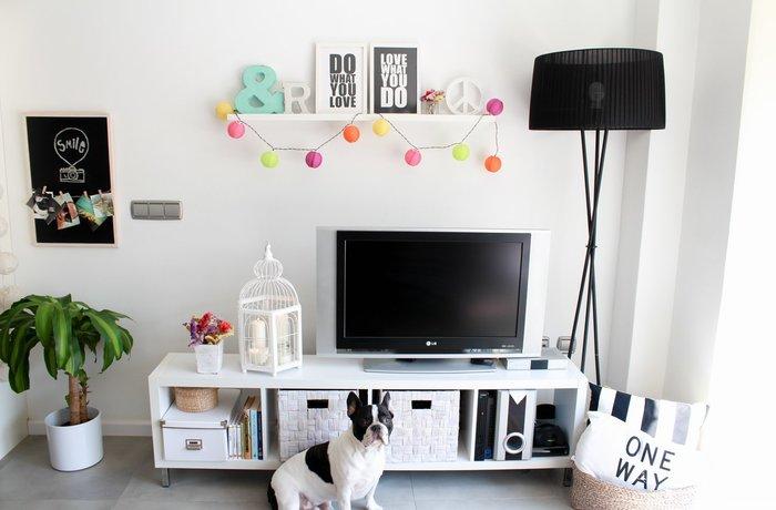 24 - Como decorar mi salon ...