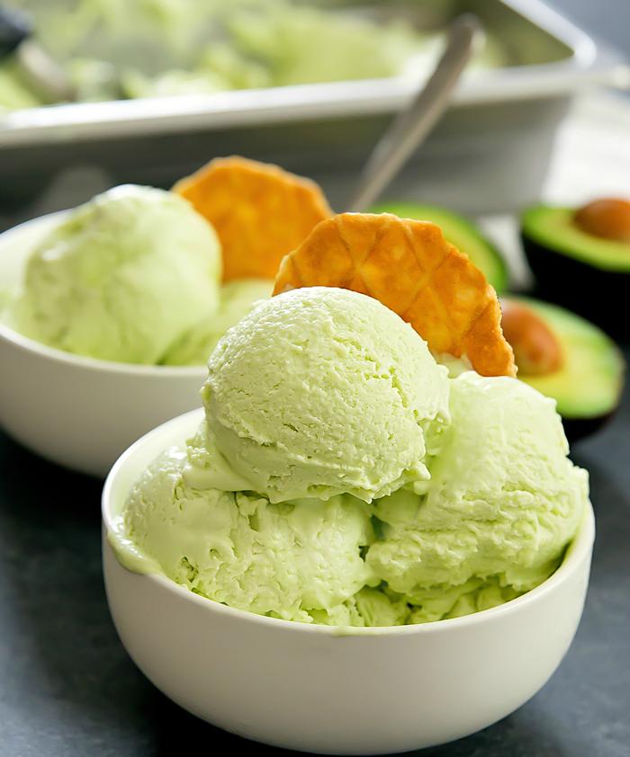 рецепт домашнего мороженого с фото для