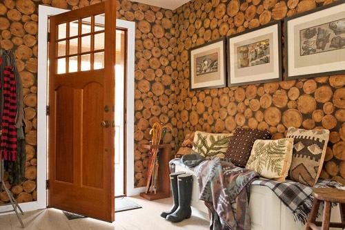 осенний декор комнаты DIY