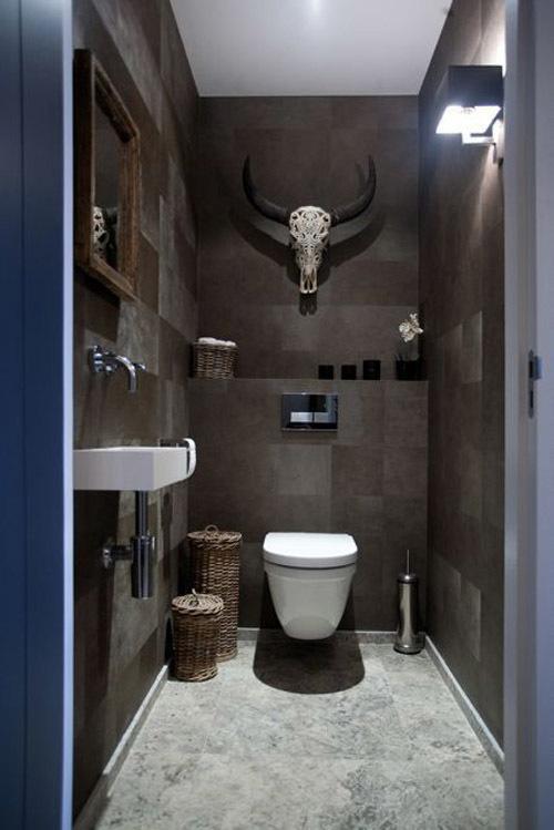 декор в туалете в хрущевке
