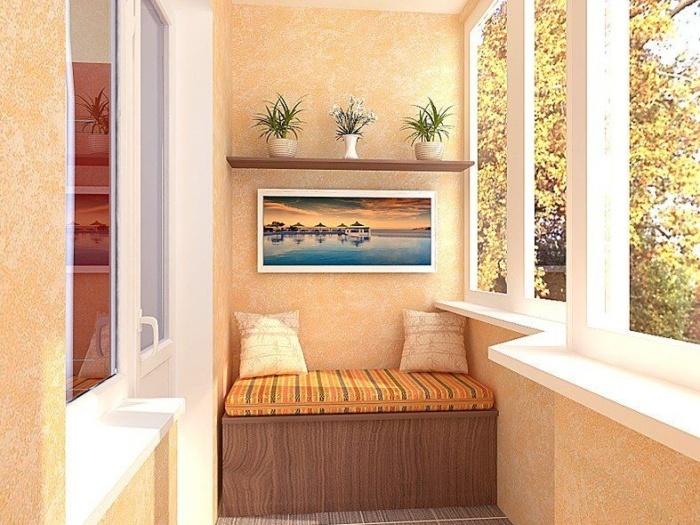 идеи для балкона и лоджии в квартире фото