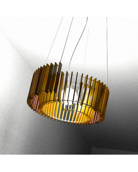 Люстра Wood Light