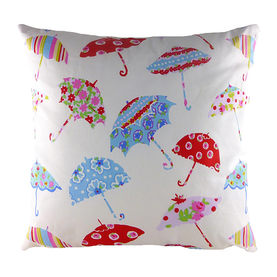 Подушка Brollies Multi