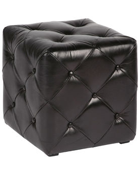 Пуф Ottoman tufted small