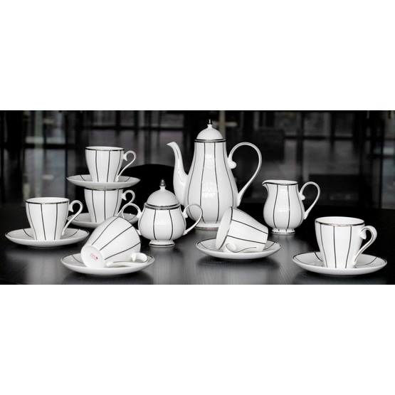 Сервиз Flavour 17 Pcs  tea Set