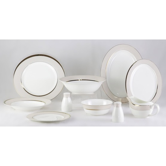 Набор посуды Bianko 26 pcs dinner set