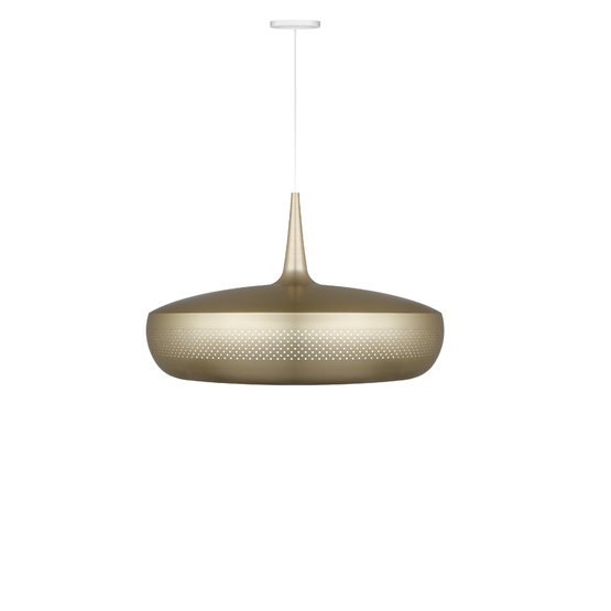 Плафон Clava Dine Brushed Brass